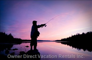 Bras D Or Lake - Anglers Paradise