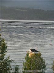 Moorage is Viewable from the House. Lakefront Access Just Steps Away.