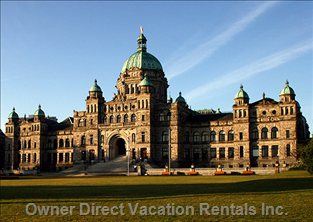 British Columbia Legislative Building