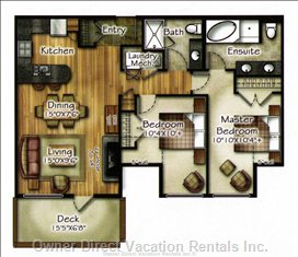 Floor Plan of your Unit