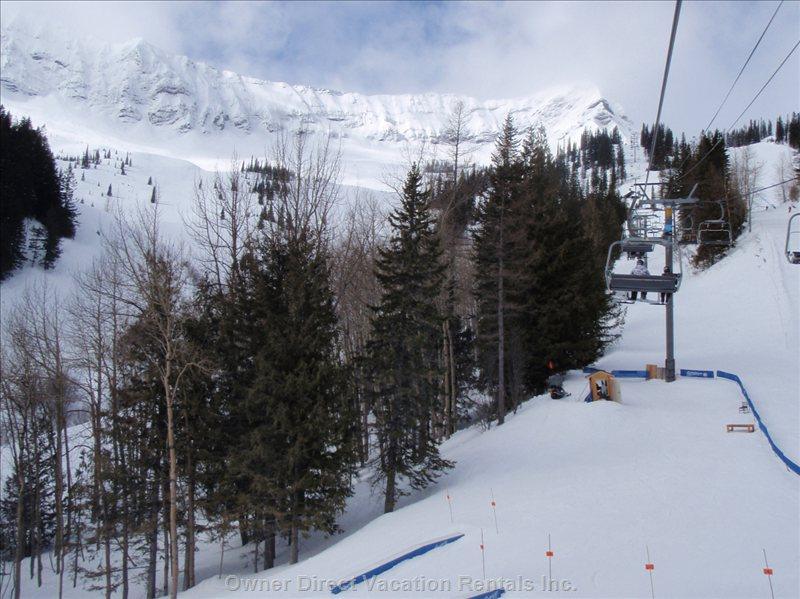 Fernie Ski Hill Rental Home #203390