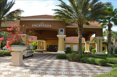 Encantada Resort Club House