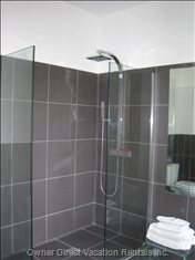 Large Designer Shower Room