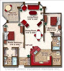 Unit Floor Plan