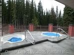 Outdoor Hot Tubs Only Steps Away