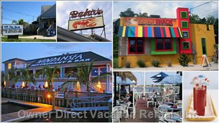 "Waterfront Dining - Waterfront Dining within Walking Distance. Highlands Boasts more than 20 Restaurants in Just one Half of a Square Mile! Highlands has Been Dubbed the ""Seafood Capital of the East"" Thanks to its Deep Cultural Roots in Fishing and Clamming. because of its Locality, Highland'S Seafood is some of the Freshest in the Area."
