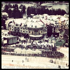 Tremblant Village!
