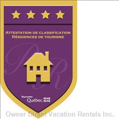Superior Lodging Classification Certified by Governmental Agency