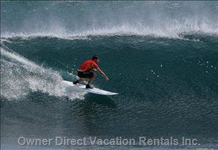 Loads of Great Surfing Spots Close by - Balangan Beach