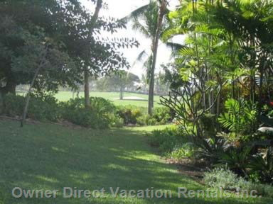 Big Island Golf Courses Map Owner Direct Vacation Rentals Inc