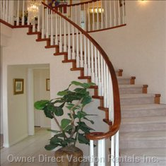 Staircase - Stairs to Bedrooms