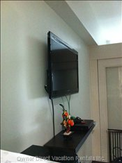 Wall Mounted Led TV