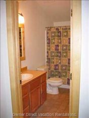 Bathroom Upstairs