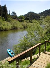 Your Own Private Dock, 4 Double Kayaks, Swim, Enjoy!