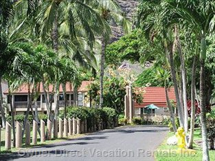 The Makaha Valley Plantation is Fully-gated and Secure.
