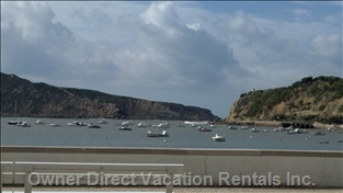 Sao Martinho Bay Just 20 Mins Away