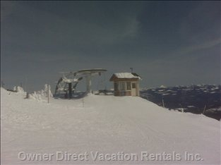 Top of Big White