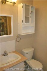 Bathroom with Shower and Tub Also