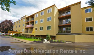 Welcome to Millcreek Landing - in the Heart of the Heritage Area of Kelowna Stands Millcreek Landing.