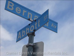 Downtown, Downtown!! - at the Corner of Abbott & Bernard is Where the Fun Begins.