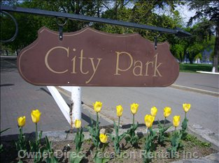 Walk to City Park - City Park is Located Just Minutes from Condo, Take the Underground Tunnel and be There in Minutes. Beach, Water Park, Walking Path, Picnic Area, all in City Park.