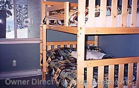 Double over Double Bunkbed