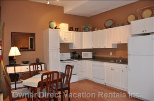 Fully Equipped Kitchen. - I Love to Cook So I Outfitted this Kitchen as If I Were Going to be Staying Here. If I Missed something you Only Need to Ask I Will be Happy to Supply It.
