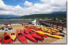 Rocky Point - you Can Rent Canoes and Kayaks at a Very Reasonable Rate.