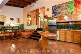 Fabulous Spacious Floor Plan at Casa Azul