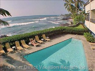 Oceanside Swimming Pool and Jacuzzi