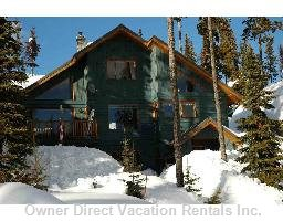 Exterior - Rare Stand Alone in Snowpines with True Ski-in and out