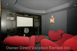 Home Cinema Sound Proof