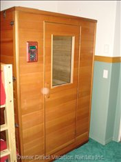 Indoor Private Sauna