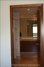 Master Suite Features Walk-in Closet and Ensuite