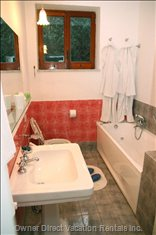Bathroom 3 - this Bathroom has Got Jacuzzi Bathtub & Shower