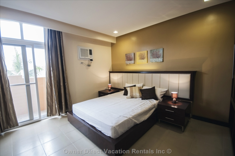 Premier serviced apartment in Cebu, Philippines