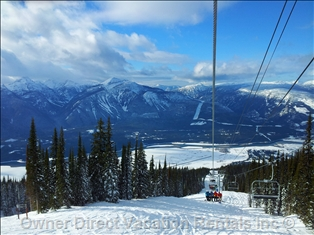 Revelstoke Ski Resort, British Columbia