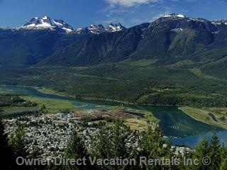 Revelstoke in summer