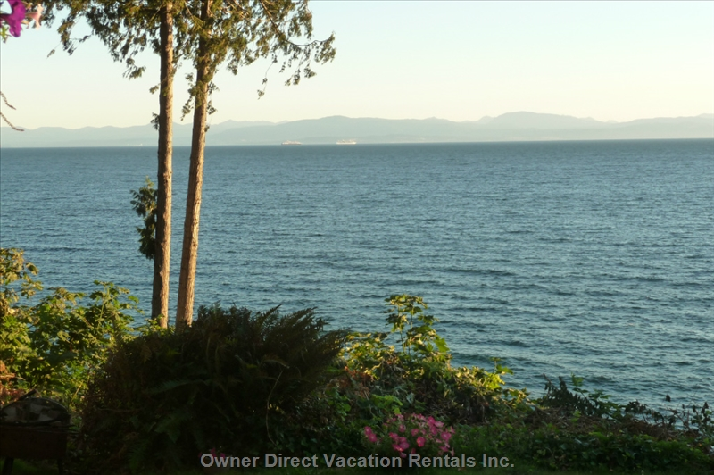 Beach suite in Sunshine Coast, Sechelt