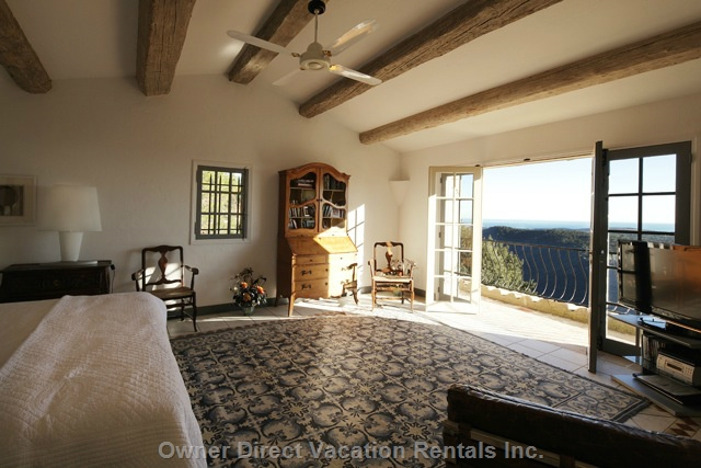 Fabulous stone villa located outside the romantic village of Tourrettes Sur Loup