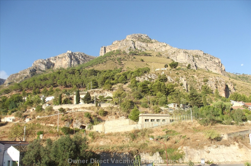 Fantastic property right in the heart of Sicily