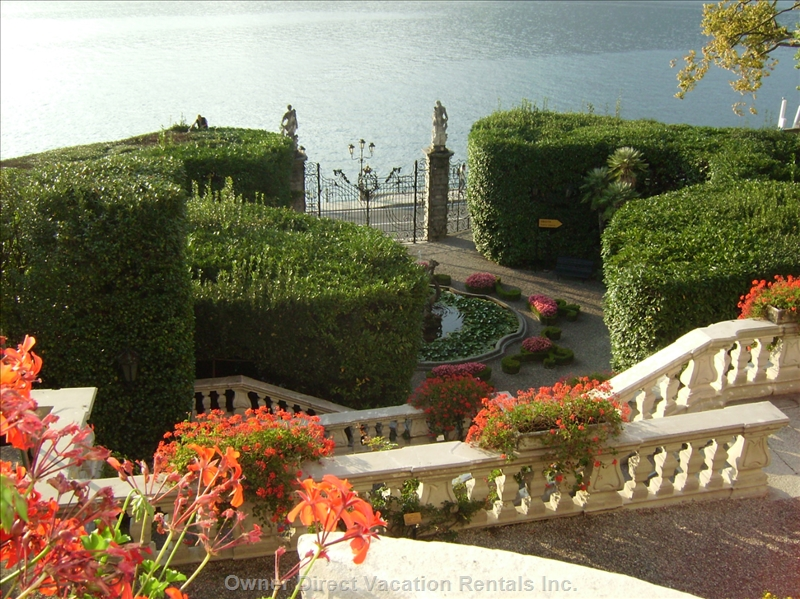 Fantastic property with spectacular Lake Como view