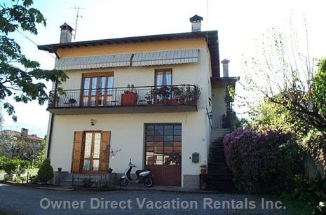 "4-Bedroom apartment in Bellagio, ""The Pearl of Lake Como"""