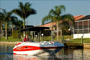 Boating in Cape Coral