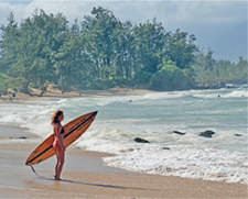 Surfer Girl, Hawaii