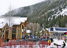 River Run Lodge, Sun Valley, Idaho