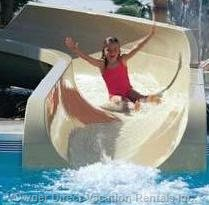 Water Slides Are Great Fun!