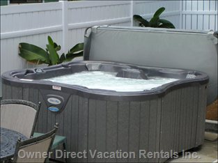 Chateau 2 - Private Hot Tub