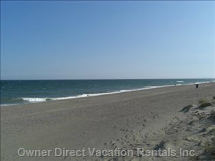 Beach 150 Meters Away from the Apartment - a Nice Quiet and Sandy Beach you Will Find Close to the Apartment with Direct Access.