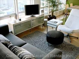 Vancouver Canada Vacation Rental - Property ID 55596